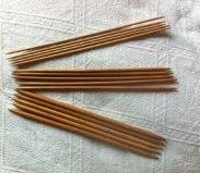 Billiga bambustrumpstickor 25 cm.