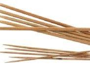 Permin bambu strumpstickor