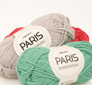 Drops Paris unicolor och recycled denim